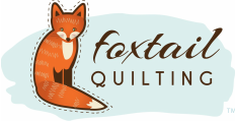 Foxtail Quilting: longarm services, t-shirt quilts, custom gifts, fabrics